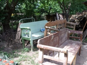 farm-benches-before-restoration-for-sale