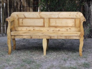 farm-bench-treated-with-bee-wax