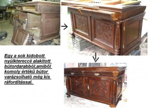 old-german-sideboard