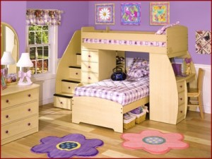 bunk-bed-and-desk-for-little-girls